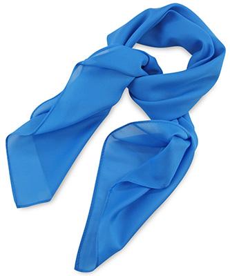 Scarf process blue