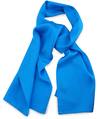 Scarf process blue uni