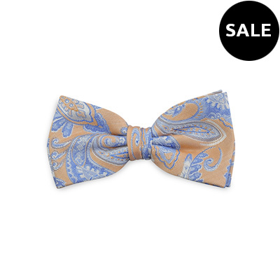 Bow tie Summer Paisley