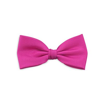 Bow tie fuchsia