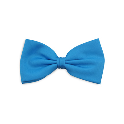 Bow tie process blue