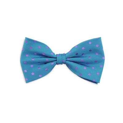 Bow tie Satin Dot