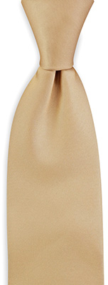 Necktie soft brown
