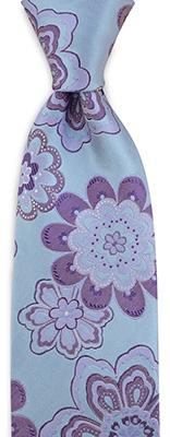 Necktie Flower Circus