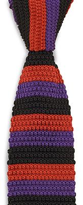 Necktie knitted Swedish Soul
