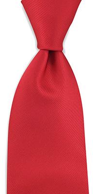 Necktie red
