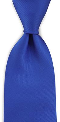 Necktie royal blue