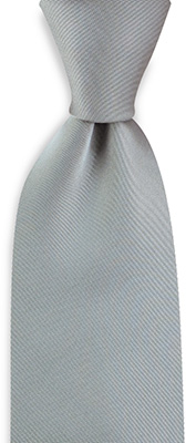 Necktie grey
