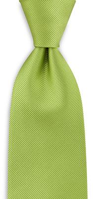 Necktie repp lime green