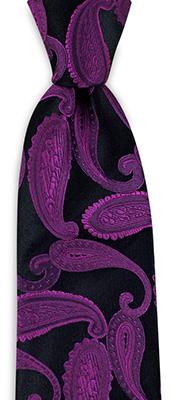 Necktie Soft Paisley